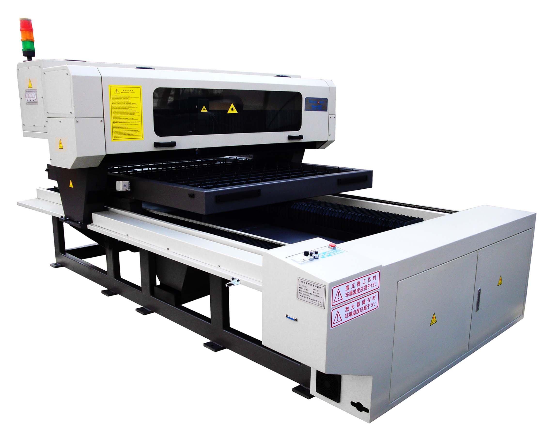 Tecnologia de ponta em corte laser.